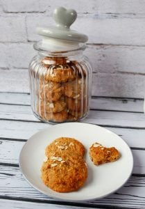 Gluten-free cookies