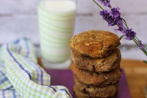 Cookies from teff flour