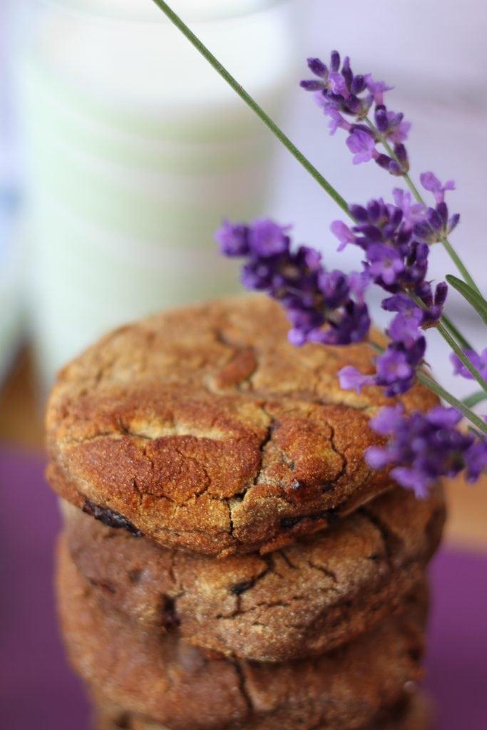 Gluten-free cookies from teff flour