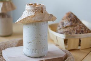 Sourdough gluten-free starter