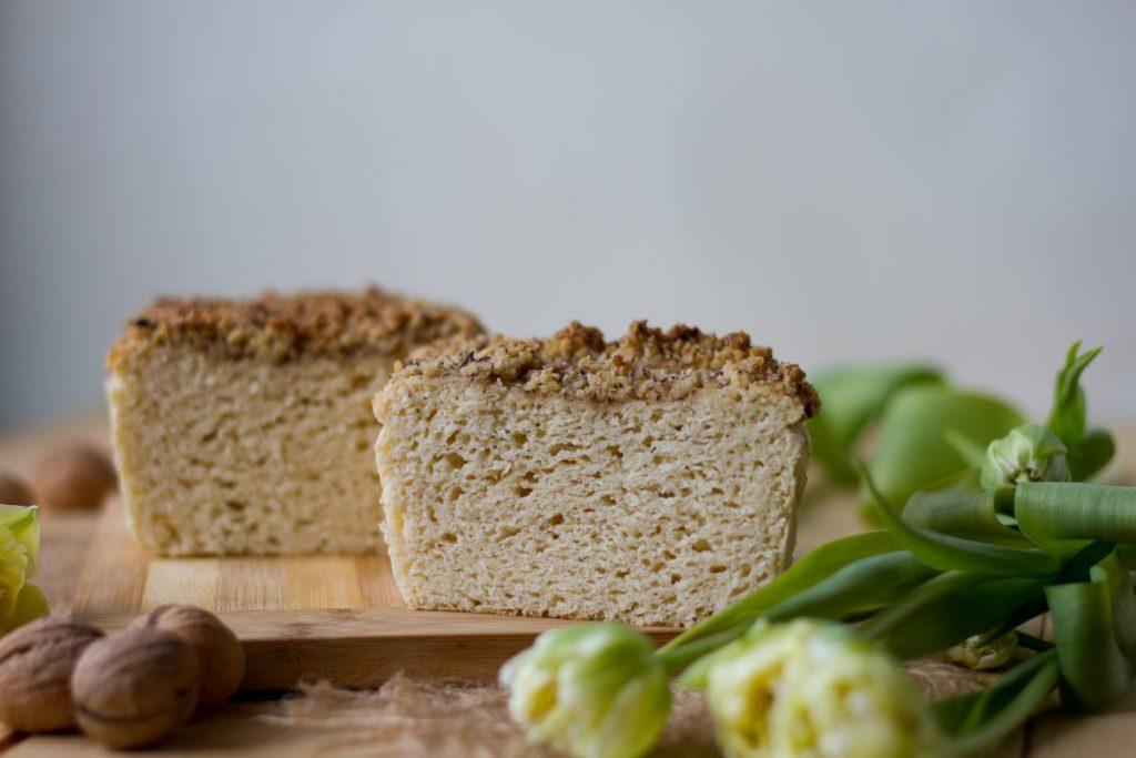 Gluten-free sourdough sweet bread
