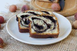 Cocoa bun